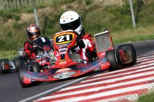 BK Karting 2008 -SPONSORING - Simon Mirguet